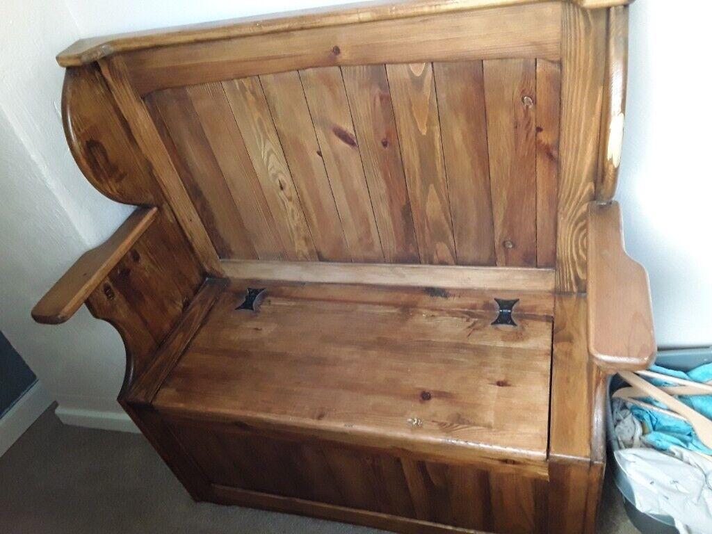 Bench seat storage unit | in Burnham-on-Sea, Somerset ...