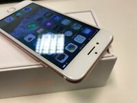 Apple iPhone 7 - 32GB - Network Vodafone - Rose Gold - 6 Month Warranty With Receipt