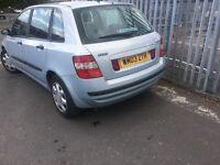 Fiat stilo 2003 cheap £295ono