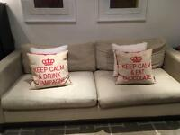 Sofa in need of new home