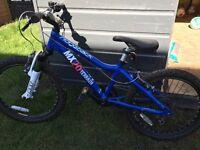 """Boys 20"""" Ridge Back mountain bike, hardly used"""
