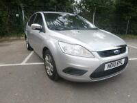 FORD FOCUS 1.6 TDCi Style [110] [DPF] (silver) 2010