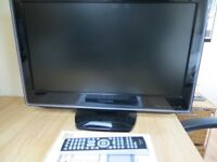 "Toshiba 22"" TV"