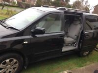 Kia Sedona 7 seater excellent condition, low mileage, won't be dissapointed, reluctant sale