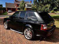 2009 Range Rover Sport 3.6 TDV8 autobiography Edition Lux