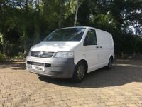 VW Transporter T5 T28 SWB 2006 1.9L Diesel Manual