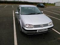 VW 2002 1.6L Golf