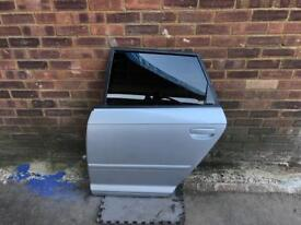 Audi A3 rear doors x2 left and right
