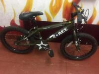 Apollo Ace boys bike