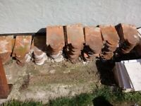 Reclaimed Clay Roof Tiles Approx. 107 at 40p each