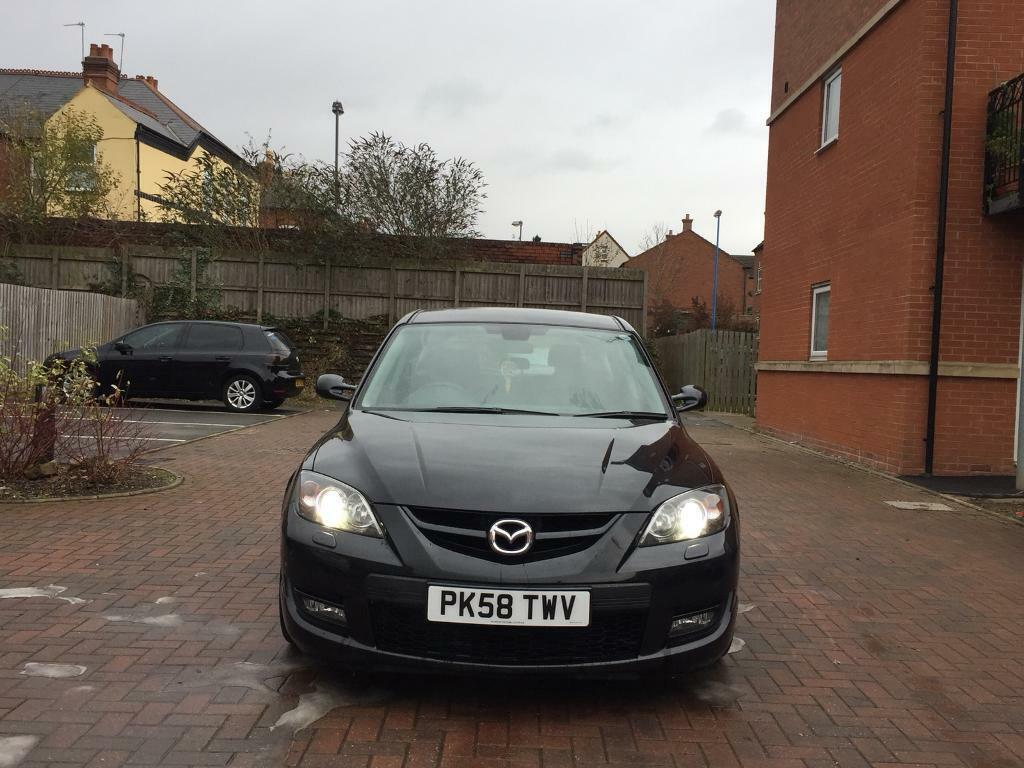 Mazda 3 Mps Aero Facelift Mk1 58Reg 2 Keys Hpi Clear.