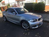 2008 BMW 1 series M sport 120D coupe not 118i,120,116, Audi A3, a5, x5, golf