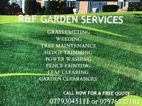 Grass cutting / Garden maintenance