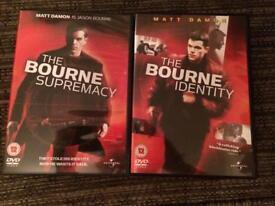 The Bourne Identity+Supremacy Boxset