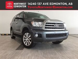 2013 Toyota Sequoia Limited 5.7L