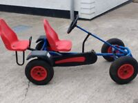 Go kart in very good condition very little use £200 ONO