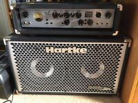 Ibanez SR300EB Ashdown Toneman 600 Hartke Hydrive 2X10 Bass job lot