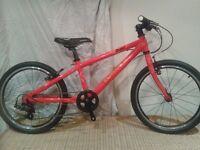 """New Dawes LT Bullet 20"""" Lightweight Kids Childrens Bike - RRP £299.99"""