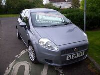 09 PLATE FIAT GRANDE PUNTO VERY GOOD CONDITION ANY INSPECTION WELCOM..