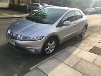 Honda Civic ES 2008- Full Service history - Low Mileage 60k - 2 keys - AC - Alloys