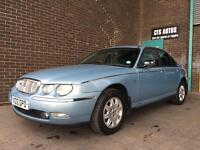 ROVER 75 CLASSIC SE AUTOMATIC LOW MILEAGE *ONLY 55K* FULL LEATHER INTERIOR
