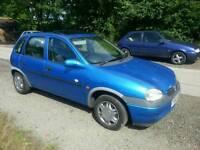 Vauxhall corsa club 1.2 16v