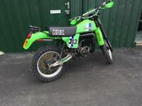 Kawasaki KDX 400