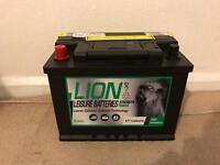 Brand New Lion 677 Leisure Car Battery 2 Years Warranty