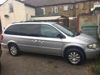 Chrysler grand voyager stow and go 116k Millage