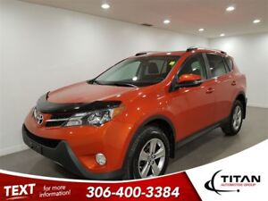 2015 Toyota RAV4 XLE|Orange|AWD|Nav|Sunroof|Cam