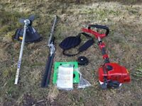 Mountfield 3 in 1 Petrol Bushcutter, Strimmer and Hedge Cutter