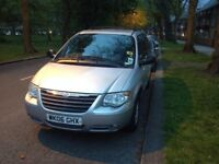 Chrysler grand voyage 2.8 diesel 7 seater
