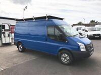 63 Ford Transit 350 LWB Semi Hi-Top Van