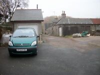 FOR SALE DUE TO RETIREMENT CITREON XSARA PICASSO