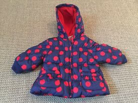 Marks and Spencer baby coat