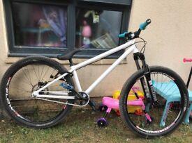 Spank dj bike
