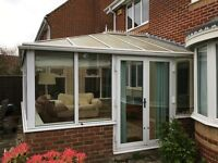 Free Conservatory - Dismantle and Collect