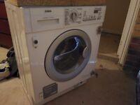 AEG lavamat turbo washing machine