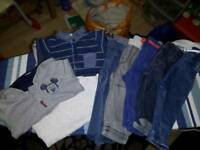 Boys 6-9 months clothes