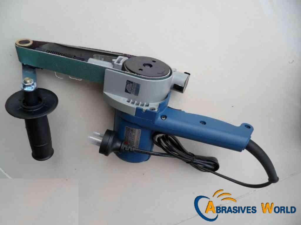 Variable Speed Electric Power 533x30 Belt Sander Grinder