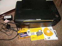 KODAK ESP C310 Printer and Scanner (needs attention)
