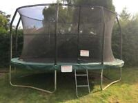 Jumpking Trampoline Ovalpod 10ft x 15ft