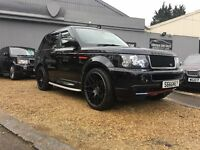 2005 55 RANGE ROVER SPORT HSE 2.7 HSE ...... OVERFINCH FEATURES .... p/x welcome