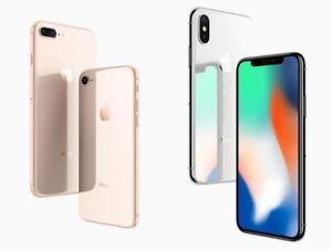 Amazing Iphone 8 & Iphone X Sale on Brand New Sealed Iphone 8-64GB@ 869.99$ & Brand New Sealed Iphone X 64GB@ 1269.99$