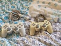 PlayStation 1 PSone controllers