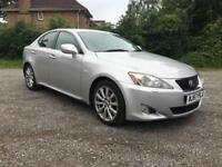 Lexus IS250 Only 53k Miles! TOP SPEC For Sale
