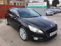 Peugeot 508 SW 2.2 HDi FAP GT 5dr£5,395 p/x welcome FREE WARRANTY. NEW MOT