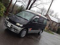 HI SPEC MAZDA BONGO 2.5 TD 4WD DAY MPV VAN/CAMPER / NEW MOT & LOW COOLANT ALARM