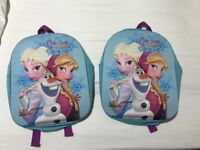 Children's Rucksacks - Frozen Disney (two available)