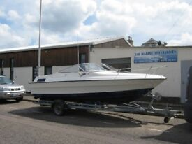 Maxum 20sc 190hp V6 complete with trailer
